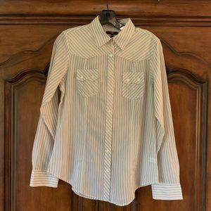 Gap Western Striped Shirt